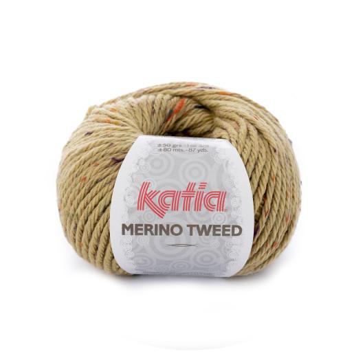 Merino Tweed, Bej măsliniu