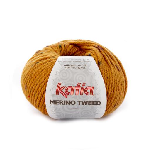 Merino Tweed, Oranj
