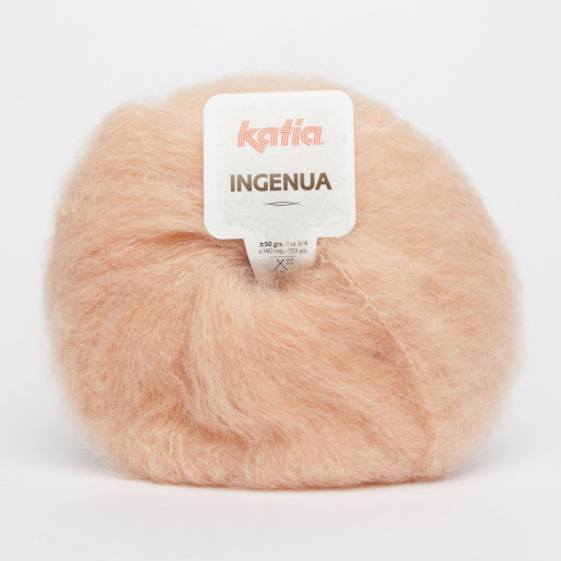 Ingenua, Roz caisă