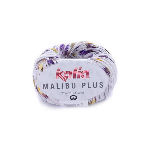 Malibu Plus, Alb-Lila-Galben