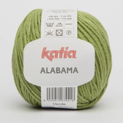 Alabama, Verde