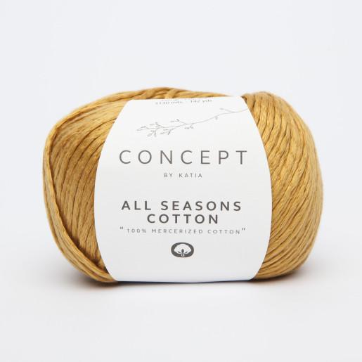 All Seasons Cotton, Ocru