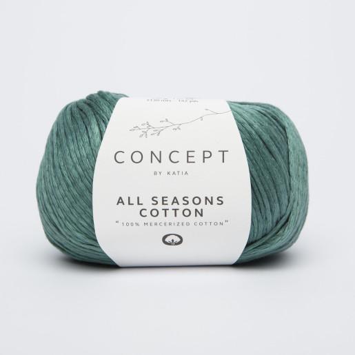 All Seasons Cotton, Verde mentă