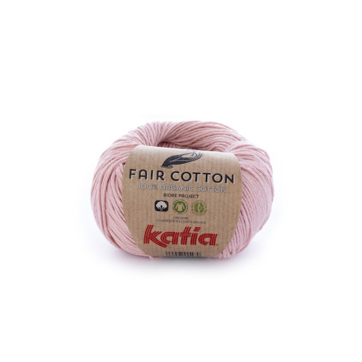 Fair Cotton-Roz pudrat