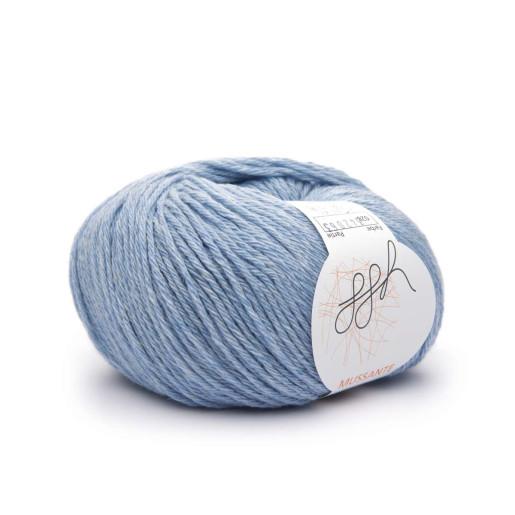 Mussante, Albastru jeans