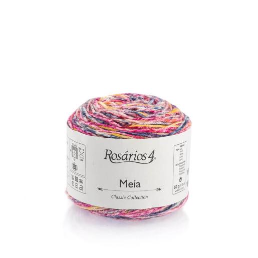 Roz-Galben-Violet
