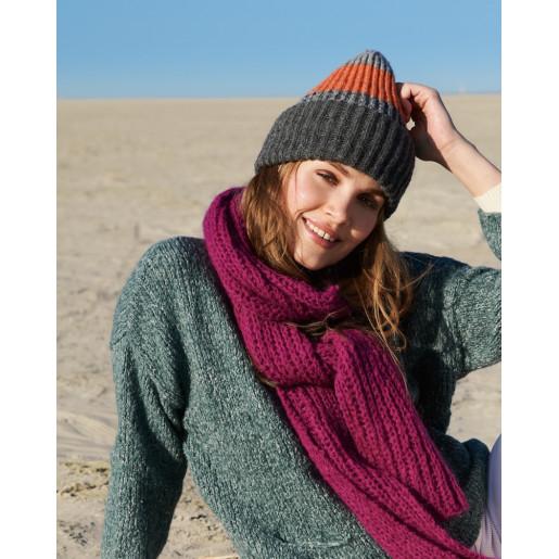 Căciulă tricotată Cashmere 16 Fine
