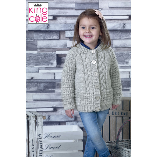 Cardigan copii Fashioni Aran