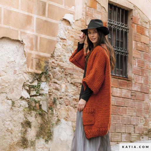 Cardigan supradimensionat Love Wool