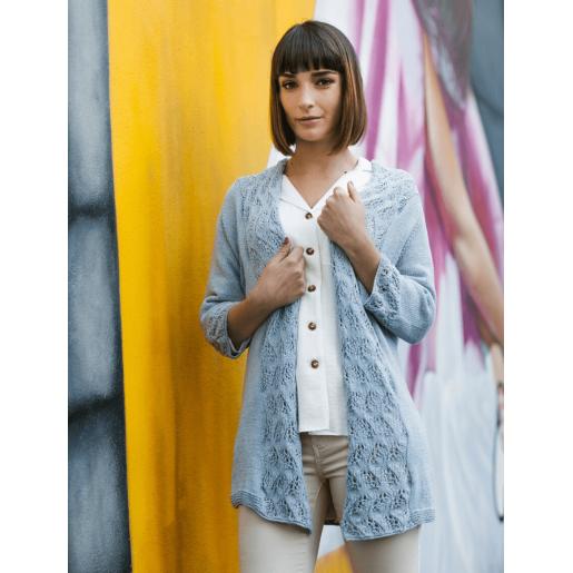 Jachetă tricotată Madragoa