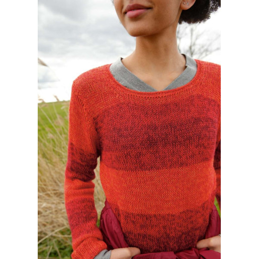 Bluză tricotată Baby Alpaka Fino