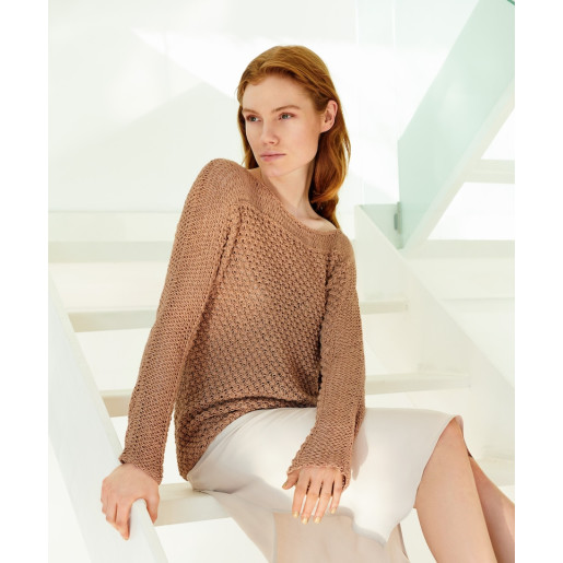 Pulover tricotat Linarte