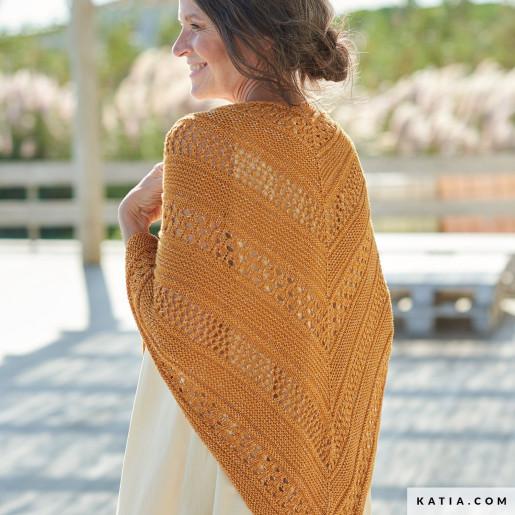 Șal tricotat Versailles