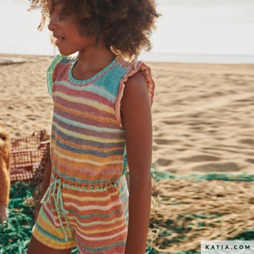 Salopetă tricotată Paraiso