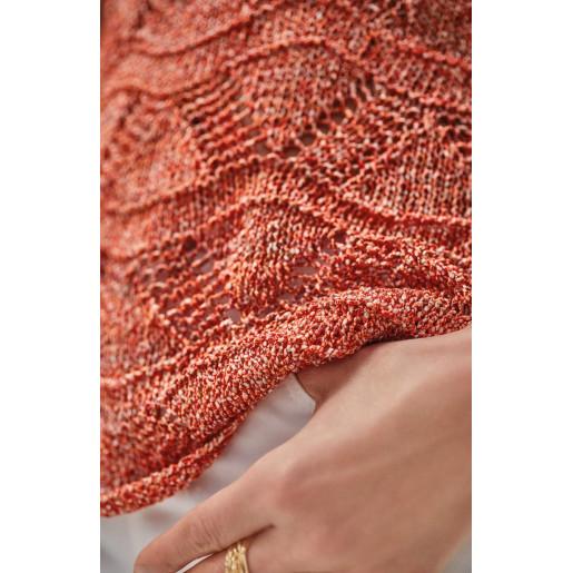 Detaliu tricotat Alessia