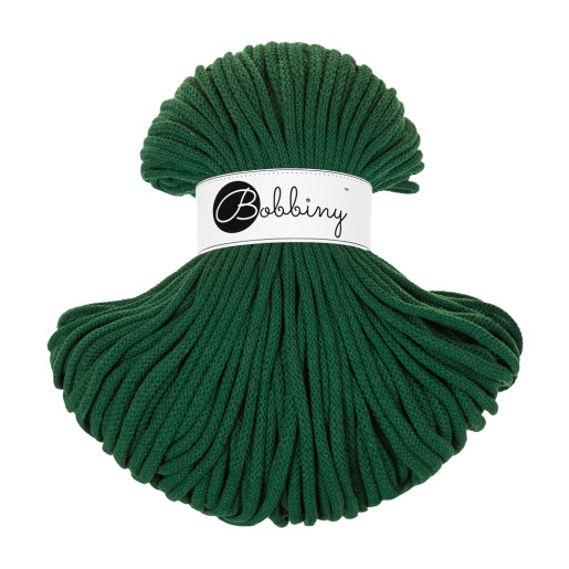 Șnur tubular clasic Bobbiny Premium, 5 mm