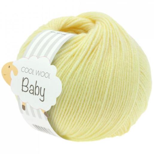 Cool Wool Baby, Galben vanilie