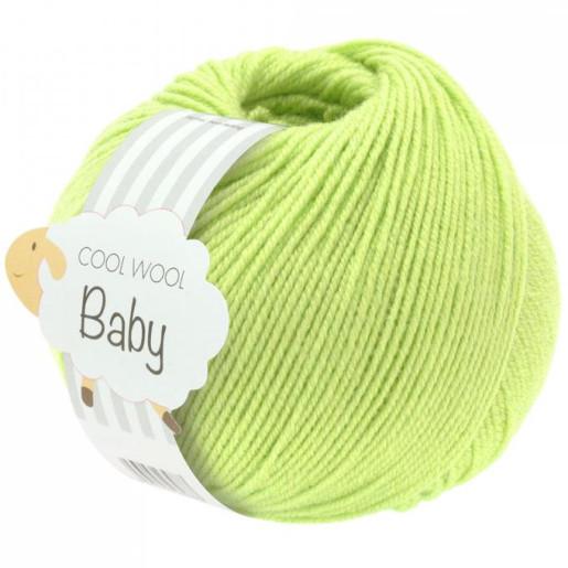 Cool Wool Baby, Verde limetă neon