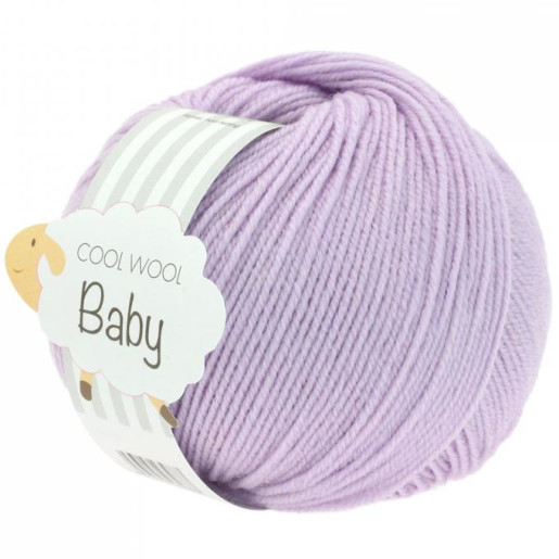 Cool Wool Baby, Lila
