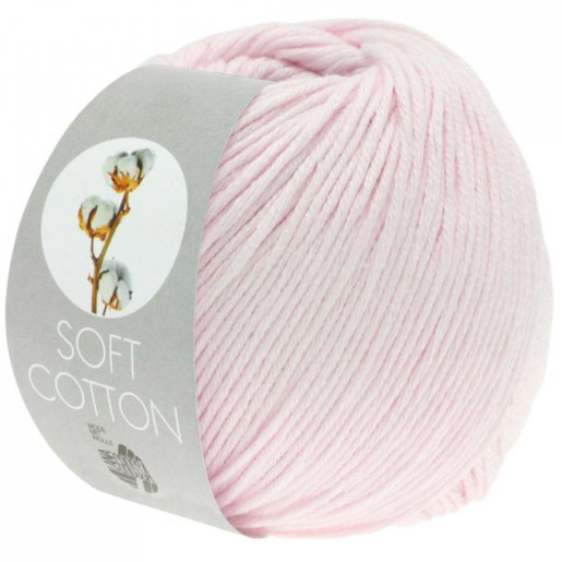 Soft Cotton, Roz pastel