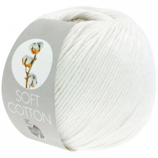 Soft Cotton, Alb