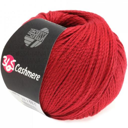 365 Cashmere, Roșu