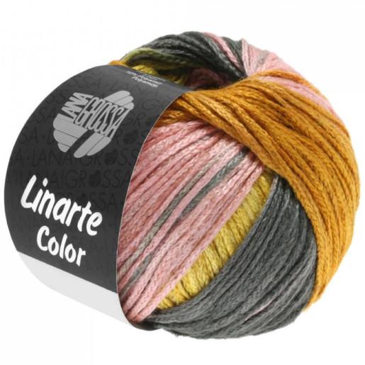 Linarte Color, Galben-Măsliniu-Roz piersică