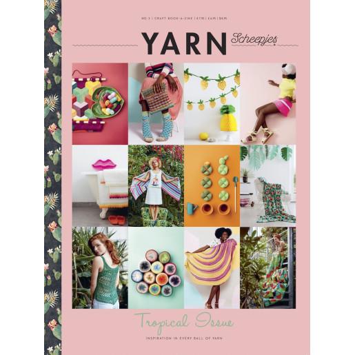 YARN BOOK-A-ZINE 3 - Tropical Issue