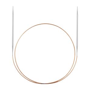 Andrele circulare de alamă Addi Premium, 80 cm