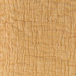 Muselină Chambray, galben muștar
