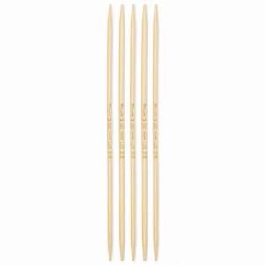 Set andrele de bambus pentru ciorapi Prym 1530