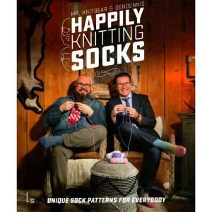 Happily Knitting Socks