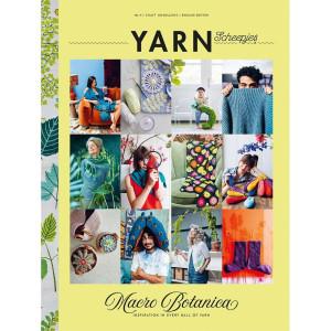 YARN BOOK-A-ZINE 11 - Macro Botanica