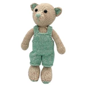 JOHN THE BEAR - kit de tricotat jucărie