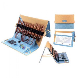 Set andrele interschimbabile KnitPro Ginger - Deluxe