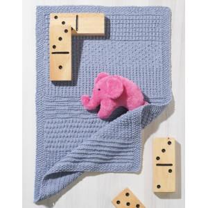 ALABAMA - kit de tricotat păturică
