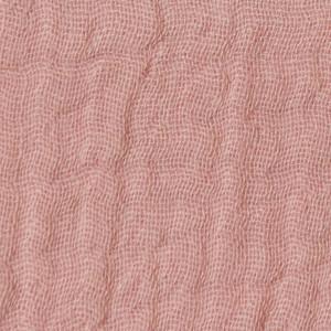 Muselină dublă, roz pudrat