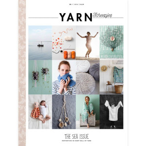 YARN BOOK-A-ZINE 1 - The Sea