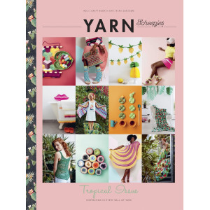 YARN BOOK-A-ZINE 3 - Tropical Issue