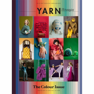 YARN BOOK-A-ZINE 10 - The Colour Issue