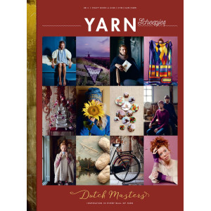 YARN BOOK-A-ZINE 4 - Dutch Masters