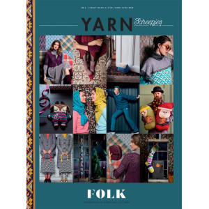 YARN BOOK-A-ZINE 6 - Folk