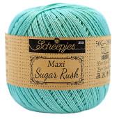 Maxi Sugar Rush, Turcoaz deschis