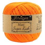 Maxi Sugar Rush, Oranj mandarină