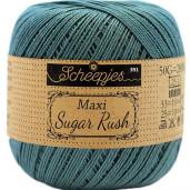 Maxi Sugar Rush, Albastru carbon