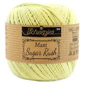 Maxi Sugar Rush, Verde limetă pastel