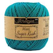 Maxi Sugar Rush, Turcoaz intunecat