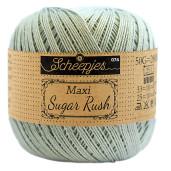 Maxi Sugar Rush, Verde pastel argintiu
