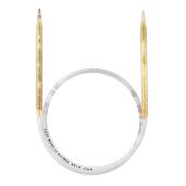 Andrele circulare de plastic, Addi - 8 mm