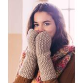 Kit de tricotat manusi Big Merino